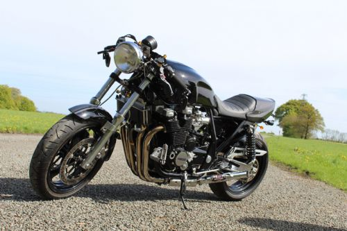 XJR1200 Cafe Racer SOLD